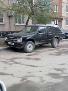 Саратов Blazer 1992