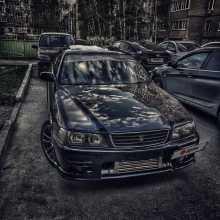 Сургут Chaser 1996