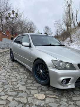 Томск Altezza 2002