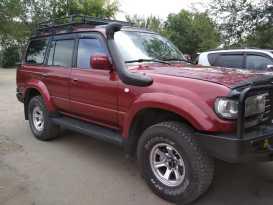 Кызыл Land Cruiser 1995