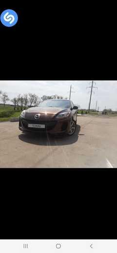 Павловская Mazda3 2012