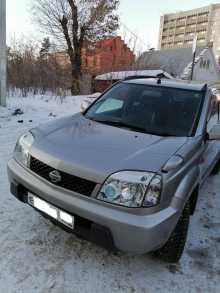 Челябинск X-Trail 2001