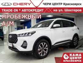 Красноярск Tiggo 7 Pro 2020