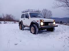 Бикин 4x4 2121 Нива 1986