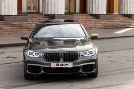 Петрозаводск BMW 7-Series 2017