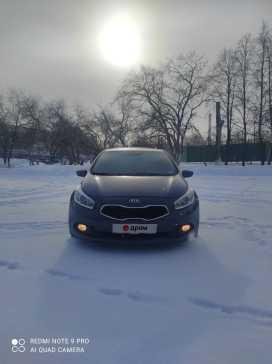 Екатеринбург Kia Ceed 2013