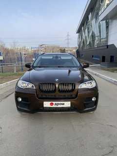 Иркутск BMW X6 2013