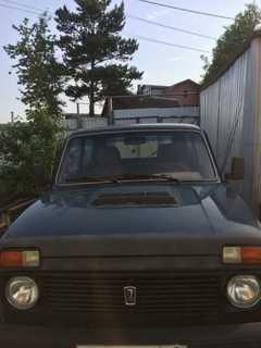 Прокопьевск 4x4 2121 Нива 1989