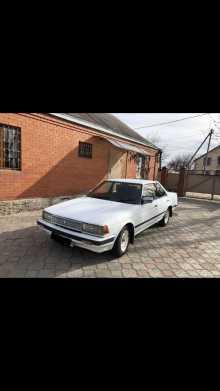 Новокубанск Chaser 1985