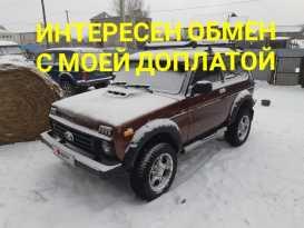 Благовещенск 4x4 Урбан 2017