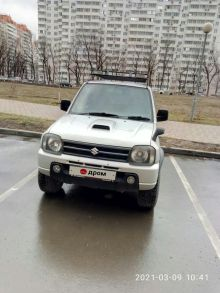 Краснодар Jimny 2002
