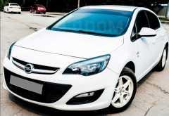 Москва Opel Astra 2013