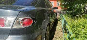 Истра Mazda6 2004