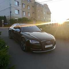 Тверь Audi S8 2012