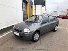 Москва Renault Clio 2000
