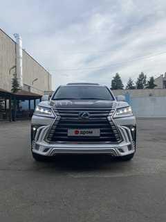 Иркутск LX570 2016