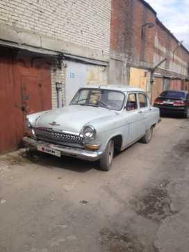 Тальменка 21 Волга 1962
