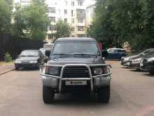 Москва Pajero 1996