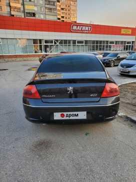 Омск Peugeot 407 2006