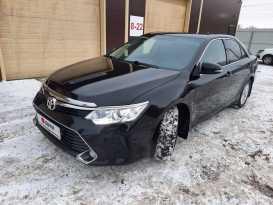 Пермь Toyota Camry 2017