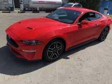 Москва Mustang 2020