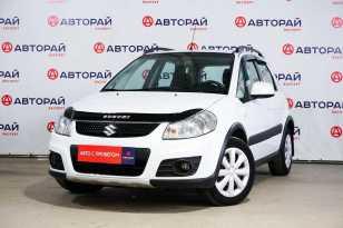 Ульяновск Suzuki SX4 2013