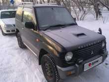 Новосибирск Pajero Mini 1997