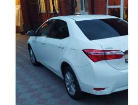 Назрань Corolla 2013