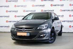 Ульяновск Opel Astra 2013