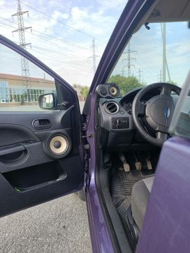 Курган Fiesta 2006