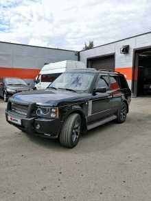 Пушкино Range Rover 2008