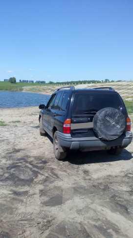 Барнаул Tracker 2000