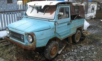 Екатеринбург ЛуАЗ-969 1981