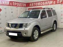 Москва Pathfinder 2007