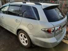Новосибирск Mazda6 2002