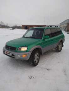 Нижние Серги RAV4 1998