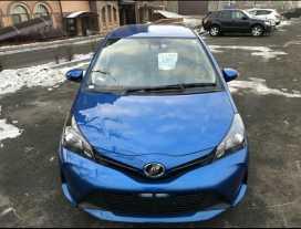 Якутск Toyota Vitz 2016
