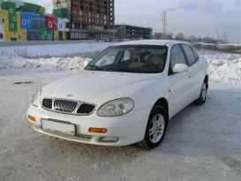 Новосибирск Leganza 1999