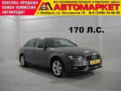 Ноябрьск Audi A4 2014