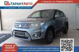 Иркутск Suzuki Vitara 2016