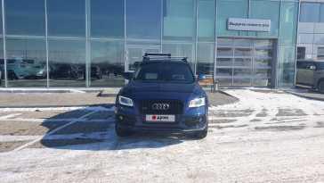 Владивосток Audi Q5 2014