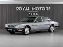 Москва Jaguar XJ 1991