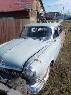 Владивосток 21 Волга 1960