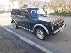 Иркутск 4x4 2131 Нива 2001