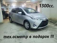 Иркутск Toyota Vitz 2017