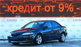 Ярославль Mazda6 2005