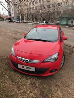 Чита Astra GTC 2012