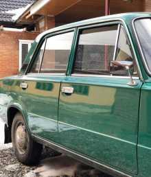 Герменчук 2101 1987