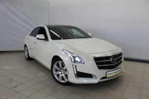 Омск Cadillac CTS 2013