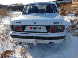 Усть-Ордынский 3110 Волга 2000